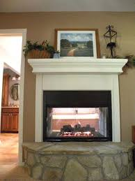 double sided gas fireplace fireplaces nz two cost how much does a