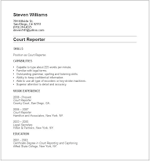 Court Reporter Resume Samples New Biology Teacher Resume Inspiration Sample For High School About