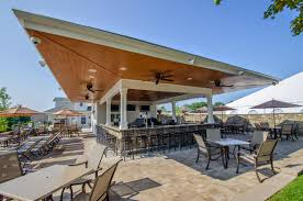 Outdoor Bar Outdoor Bar And Grill West Hills Country Club