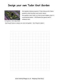 Small Picture Tudor Knot Garden Worksheet