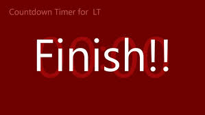 Countdown Timer For Lt For Windows 8 And 8 1