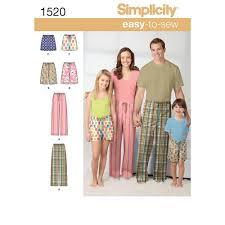 Simplicity Pattern 1520