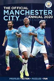 Grange Communications Ltd: The Official Manchester City FC A Annual 2020:  Amazon.de: Clayton, David: Fremdsprachige Bücher