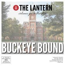 The Lantern Buckeye Bound 2019 By The Lantern Issuu