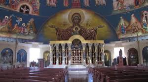 Greek Orthodox Church Design Unusual Iconostases Church Interior Design Church