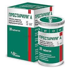 <b>Престариум а</b> таб. п.п.о. <b>5мг</b> n30 купить по низким ценам ...