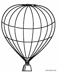 Coloring pages for kids hot air balloon coloring pages. Hot Air Balloon Coloring Pages Cool2bkids