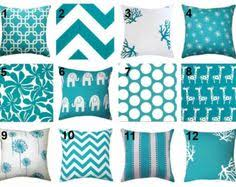 Turquoise Decorative Accessories Outdoor Pillow Covers Aqua Pillow Teal Pillow Cover Patio 8