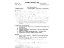 100 Resume Skills Section Write Popular Essay Presidential