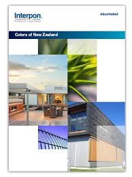 Akzo Nobel Powder Coatings Color Chart Interpon Updates Colors Of New Zealand Chart