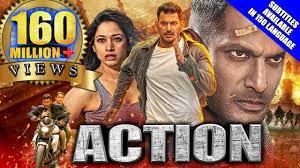 Action (2020) New Released Hindi Dubbed Full Movie   Vishal, Tamannaah,  Aishwarya Lekshmi, Yogi Babu - YouTube