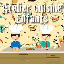 Atelier Cuisine Pour Les Enfants à Thiviers
