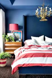blue bedroom red white striped bedding wallpaper blue bedroom red white striped bedding wallpaper