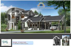 kerala new design homes simple house designs flat home plans new