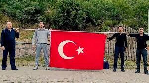 15 Temmuz gazisi polis felç riskine rağmen Ankara'ya yürüdü