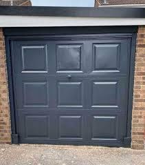 garage door repair refurbishment