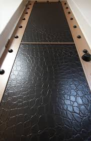 Recycled Leather Floor Tiles Portfolio Ecodomo