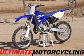 yamaha yz125. 2015 yamaha yz125 race test   two-strokes live yz125