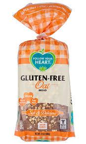 Gluten-Free <b>Oat</b> Bread | | Follow Your <b>Heart</b>®