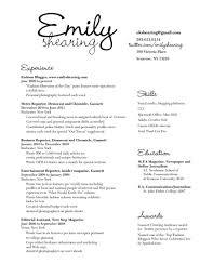 Templates Court Reporter Resume For Study Print Journalist Sample Of
