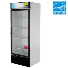 Turbo Air 14 Cu.Ft. Refrigerated Retail Glass Door Merchandiser ...