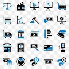 Set Of 25 Transparent Icons Such As Coin Atm Pie Chart Change