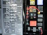 toyota runner highlander electrical modifications fog light mod fuse panel