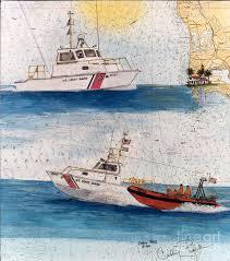 Coast Guard Chart Art Us Coast Guard San Diego Nautical Chart Map Art Peek By Cathy Peek
