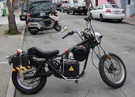 easy diy electric motorcycle conversion 11 steps with pictures