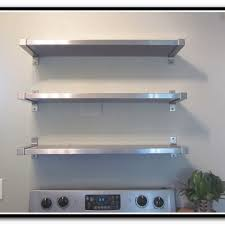 steel shelving in stock uline smarts stainless floating shelf for interior decorating