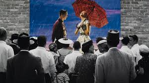 pleasantville a brief film review and why its racial undertones pleasantville written and directed by gary ross is a very unique film about teenage siblings david and jennifer played by tobey maguire and reese