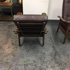 pair of paul ferrante morris chairs at 1stdibs