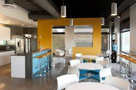 office interior colors. Jive - Breakroom With Soft Modern Colors Office Interior