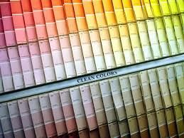 Glidden Paint Color Chart Glidden Paint Color Chart3 Living On The Cheap