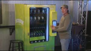 Dispensary Vending Machine Classy Marijuana Vending Machine Set To Debut At Seattle Dispensary Marijuana