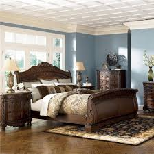 porter king panel bed by ashley furniture bedroom set