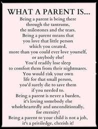 Being A Parent Quotes Interesting Every Second Of The Day Not Just When It Is Convent For Them Some