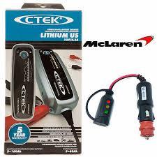 Ferrari F430 Battery Charger 4 3a 7a Custom Adapter Automotive Tools Supplies Motors