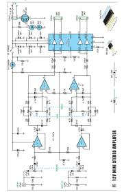 compact high performance 12v 20w stereo amplifier eeweb community 20w stereo amplifier circuit diagram