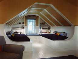 Attic window ideas for the game room