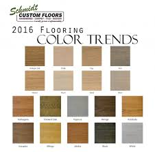 hardwood floor stain color trends