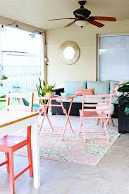 Outdoor Lounge Diy Outdoor Lounge Space Classy Clutter