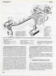 Ford Voltage Regulator To Generator Wiring Diagram Generator Internal Wiring Diagram