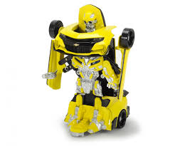 M5 Robot Fighter Bumblebee - Transformers - Known from TV! - Brands &  Products - www.dickietoys.de