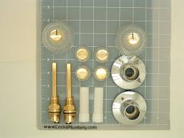 Sterling Kit For Square Stem Two Handle Faucet - Locke Plumbing