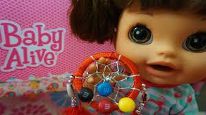 Dream Catcher Dolls BABY ALIVE Dreamcatcher Catches Their Dreams Baby Dolls Little 30