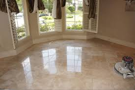 honed unfilled rustic or tumbled travertine floors require a maintenance plan to keep them looking as nice as possible this should consist of dry dust