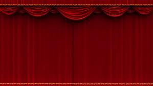 4k high detail red velvet theater curtain opening with alpha matte velvet theater curtains
