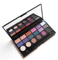 makeup revolution london unicorns unite salvation palette review swatches eotd