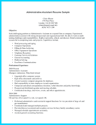 Resume Entry Level Office Assistant Resume